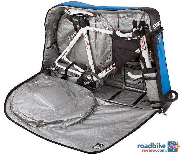 Evoc Bike Travel Bag Roadbikeforbeginners Bike Travel Bag Bike