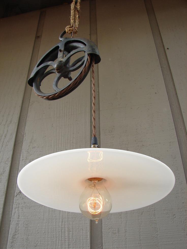 upcycled lighting ideas. upcycled lighting pendant farmhouse blackrusty well wheel hanging lamp ideas l
