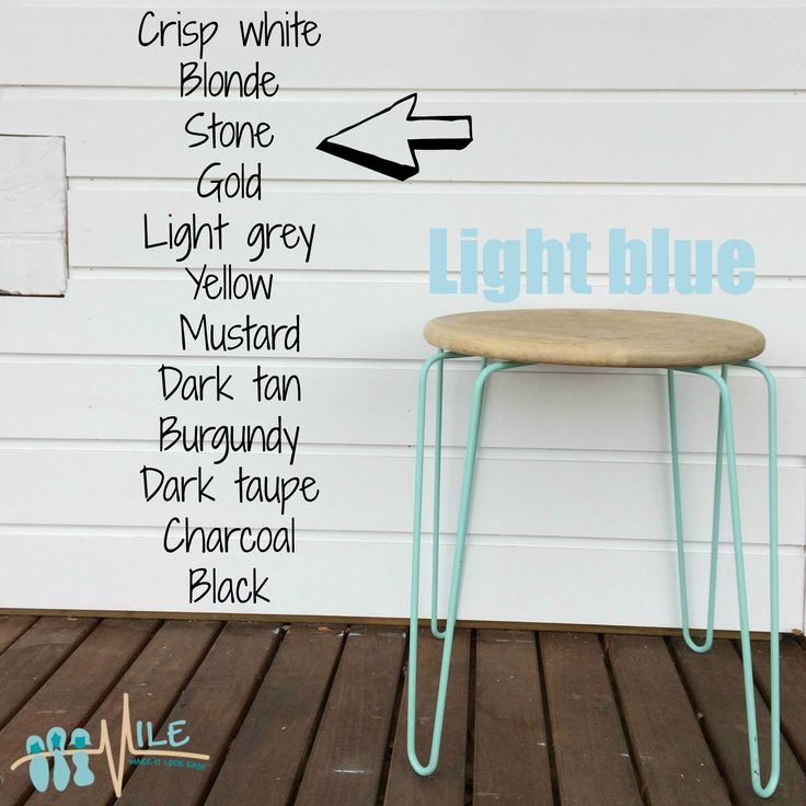 Light blue goes with...