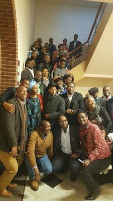 Burundi - Agence BUJUMBURA News: Charte pour une synergie des acteurs et associations engagés au sein de la diaspora
