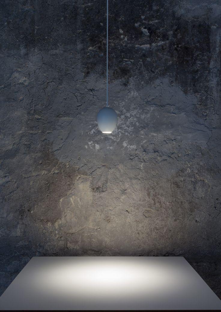 N'Orma Hotel and Restaurant - Chiaramonte Gulfi - davide groppi - OVO lamp