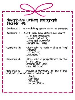 Essay writing for grade 2
