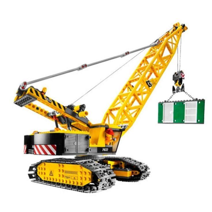 LEGO City 7632 Crawler Crane | Kids Cool Toys