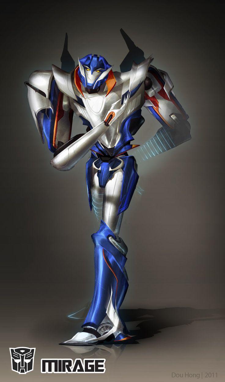 Transformers Prime Fun...