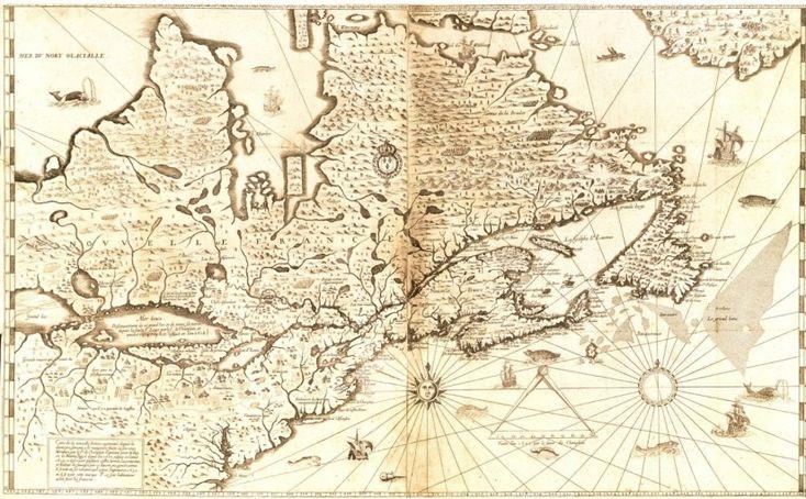 400th anniversary of Samuel de Champlain's exploration of Ontario