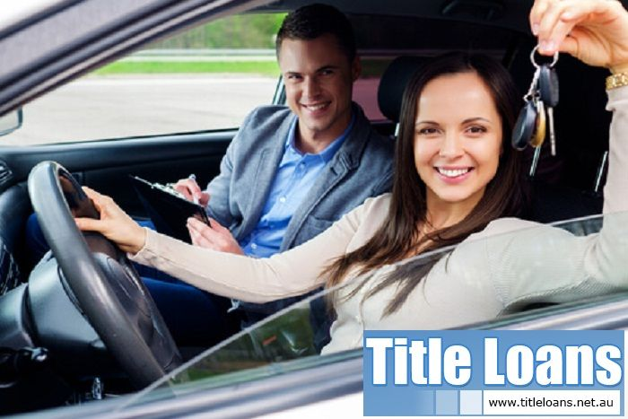 Cash title loans are the hassle free fiscal solution that allows you to obtain money in an immediate against the title of your car. With the borrowed money you can with any trouble satisfy your many urgent needs and desires without any delays. http://www.titleloans.net.au/cash_title_loans.html