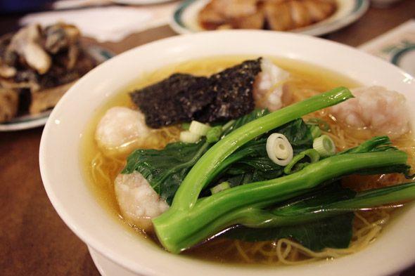 The Best Wonton Soup in Toronto