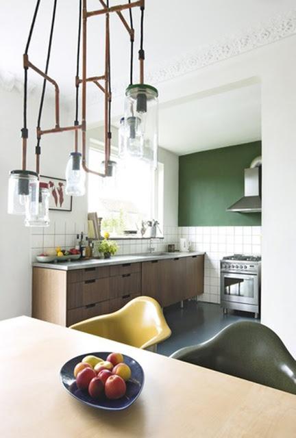 Eames kitchen