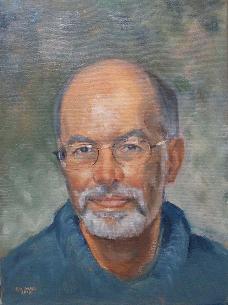 Jonathan by Ed Hullah winner of the Chroma Award