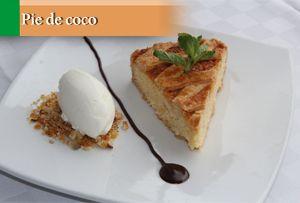 Pie de Coco losmejoresrestaurantes.com