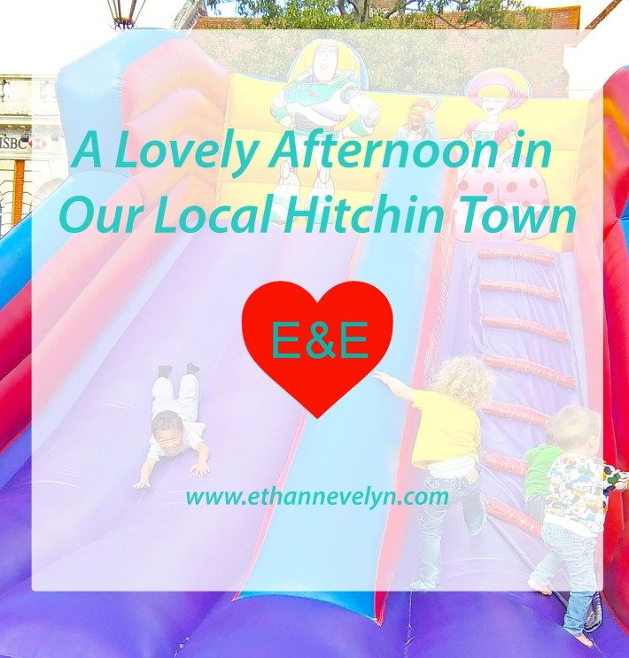 A Lovely Afternoon in Our Local Hitchin Town