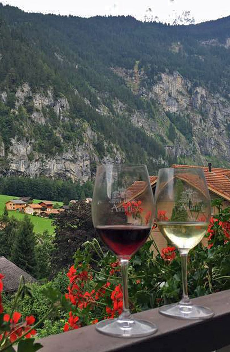 Soak in the Swiss Alps on Day 5 of the Best of Europe in 14 Days Tour