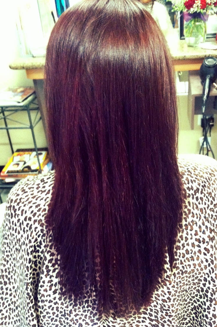 21 Best Images About Red  Red Violet  Copper Hair Color On Pinterest