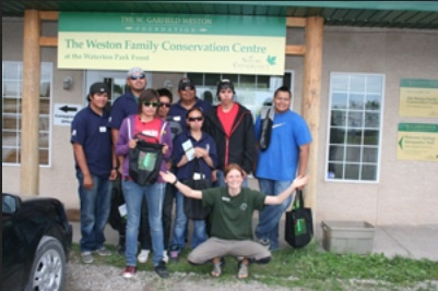 The OWC is a member of the Prairie Conservation Forum (PCF) and participates on their Education Team, working to instill an appreciation of grasslands in Albertans, especially youth.