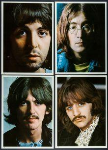 The White Album (Apple Records, 1968) #HATHEYEAROFTHEBEATLES