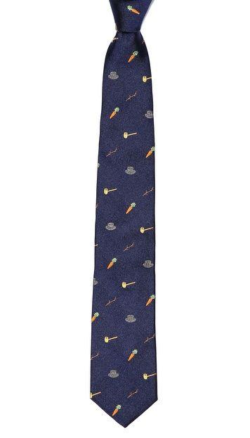 Jack Spade Melted Snowman Tie