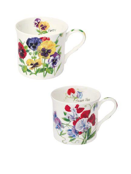 Geschirr Aus England, Englische Teetassen, Britisches Steingut Und  Teekannen Aus England Online Kaufen