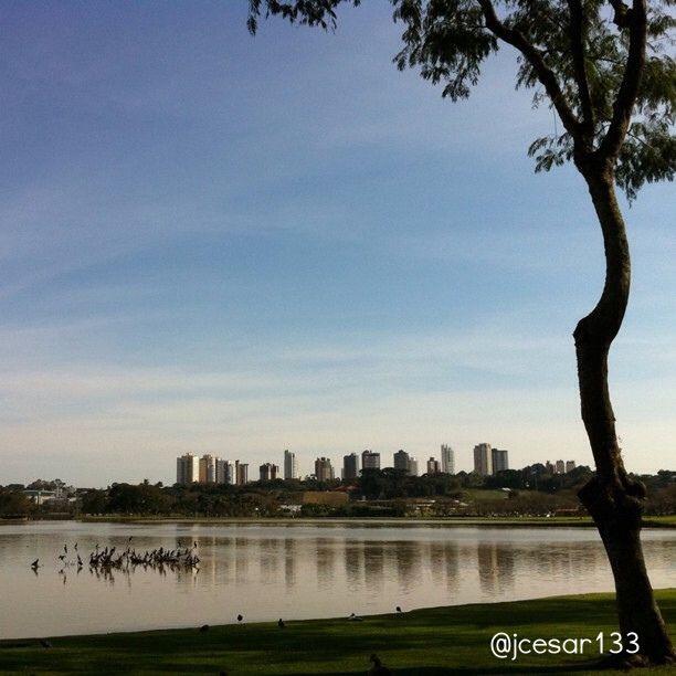 Cidade de Curitiba - Parque Barigui