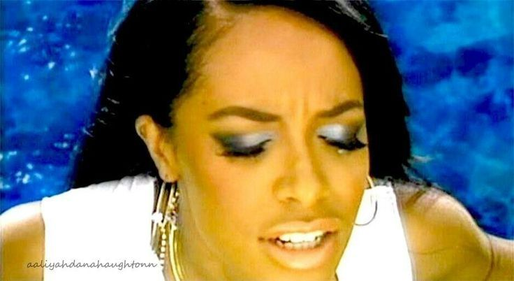 aaliyah rock the boat makeup looks | Aaliyah 'Rock The Boat' | Hair, Makeup, & Beauty | Pinterest | The ...