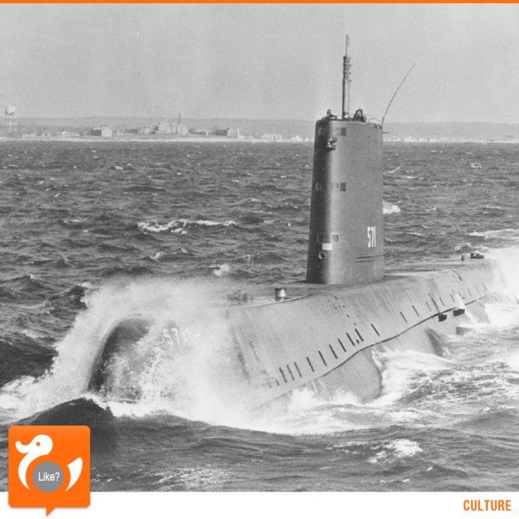 Il 3 agosto 1958, il sottomarino Nautilus partiva per una spedizione verso il Polo Nord. Era la prima volta al mondo che un mezzo subacqueo nucleare compiva una traversata sotto la calotta artica. L'evento venne nominato Operazione Sunshine.