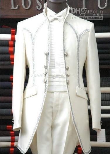 Veste de costume blanc pas cher