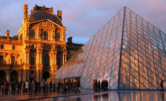 Musée du Louvre is by far the most famous museum in Paris (if not in all of Europe), so don't be surprised if you wait for hours to explore the Egyptian collection or for that glimpse of Mona Lisa behind glass. If you tire of the wait, don't distress: the grounds of the Louvre Palace and its adjoining Jardin de Tuileries is one of the most beautiful spots in Paris. (Mihai-bogdan Lazar / Dreamstime.com) From: 10 Most Visited Cities in the World.