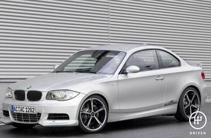 2007 AC Schnitzer ACS1 BMW 1-Series Coupe