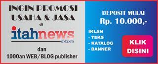 PASANG IKLAN MURAH, PROMOSI MURAH | Berita Digital Kalteng