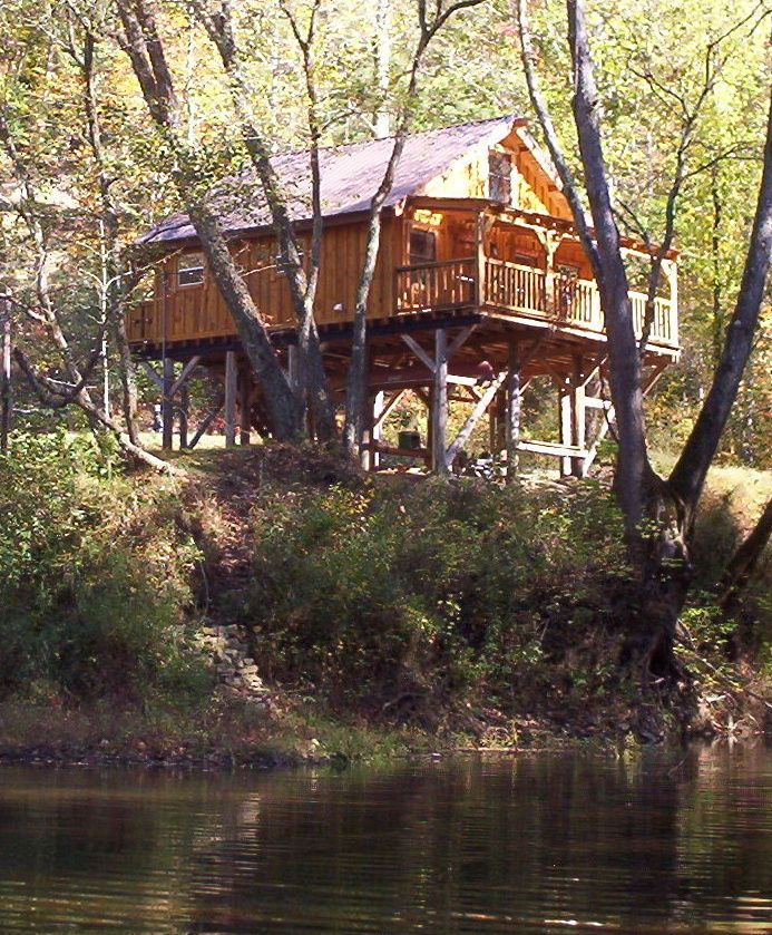 Red river gorge kayak canoe $129 a night, KY