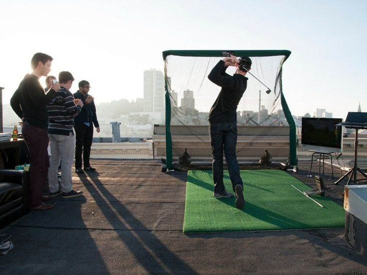 The Net Return Home Series Multi-Sport Golf Net