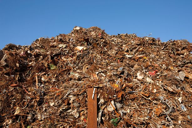 How to Recycle Scrap Metal:  Metal is one of the most recyclable materials out there. Your mission is to get that scrap metal to someone who can put it back to use.