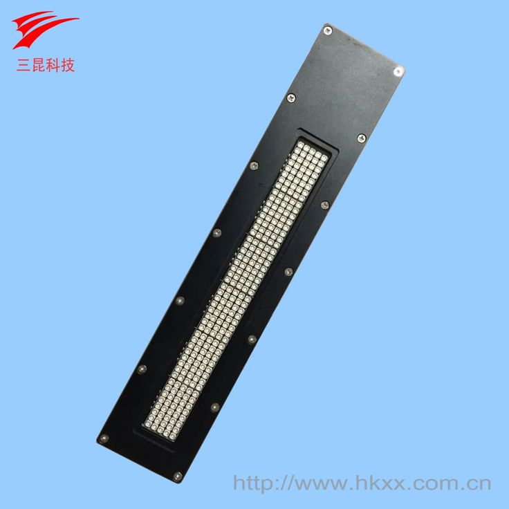 Energy Saving Ultraviolet LED Curing Lamp LED-UV Head Can be Customized