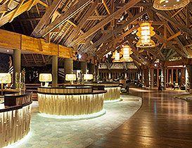 Sheraton New Caledonia Deva Resort & Spa - For that Island feel as soon as you hit Reception