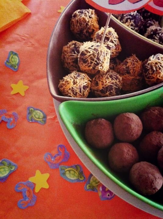 I bon bon al cioccolato | MammaMoglieDonna