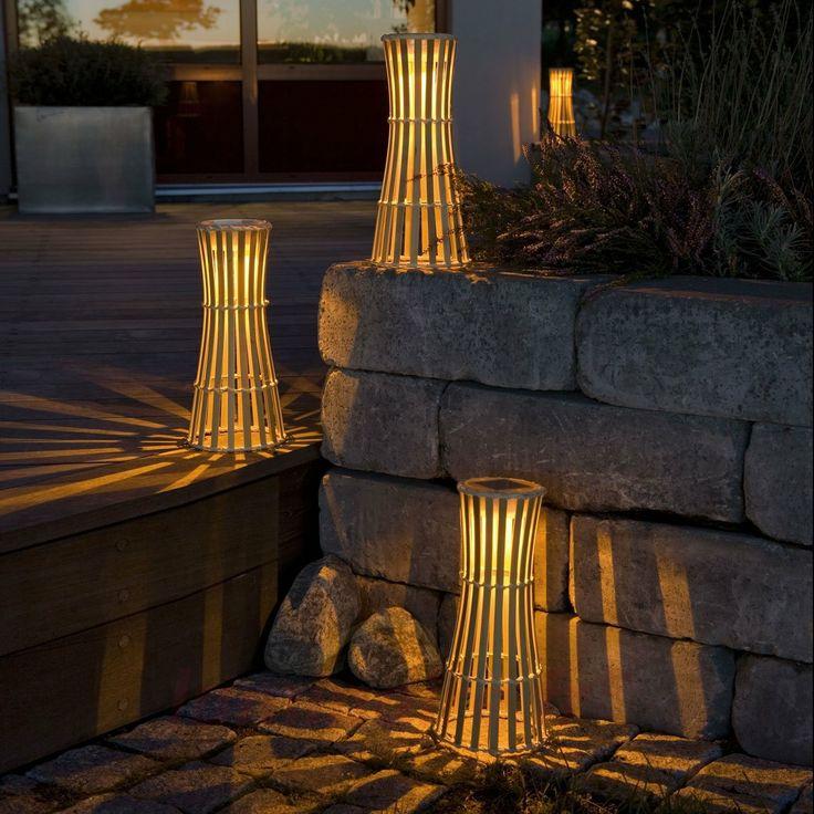 1000 id es sur le th me lampe solaire jardin sur pinterest for Luminaire solaire jardin