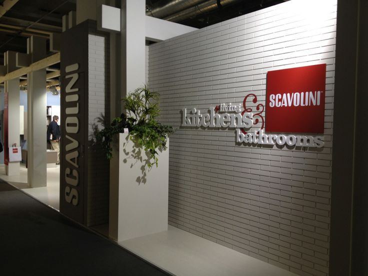 Scavolini took part to one of the largest construction and real estate tradeshows in Europe | #Swissbau 2014