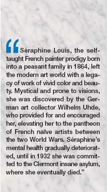 About Seraphine...