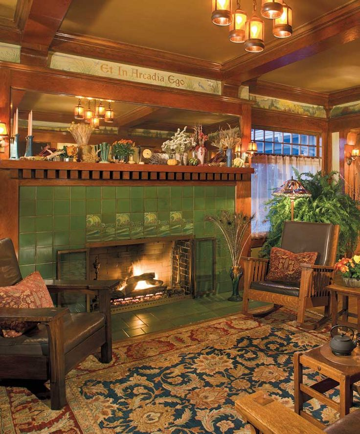 craftsman living room furniture. A C Revival Interiors  Craftsman Living 253 best Rooms images on Pinterest