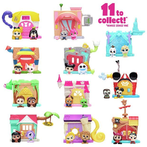 Disney Doorables Mini Playset Lilo