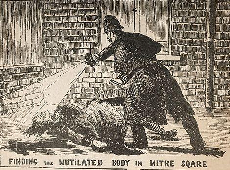 Jack the Ripper Media Coverage