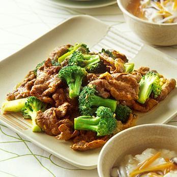 牛肉とブロッコリーの中華炒め | 藤野嘉子さんの炒めものの料理レシピ | プロの簡単料理レシピはレタスクラブニュース