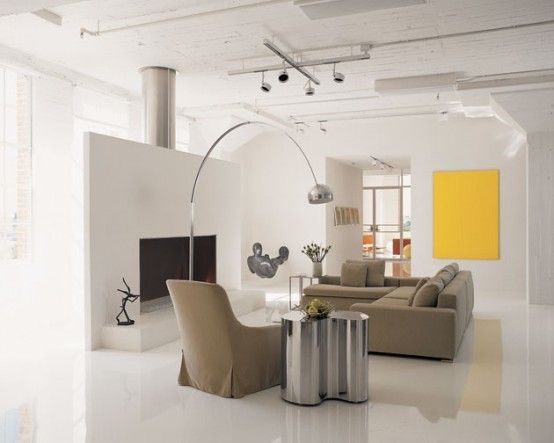 We Already Showed You One Minimalist Collectoru0027s Loft And Here Is Another  One, Designed By Poteet Architects. This One Is Even More Minimalist And  Modern T Amazing Ideas