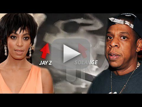 Solange Knowles Assaults Jay Z: The Full Video