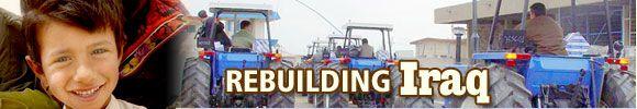 Scholastic News In-depth: Rebuilding Iraq
