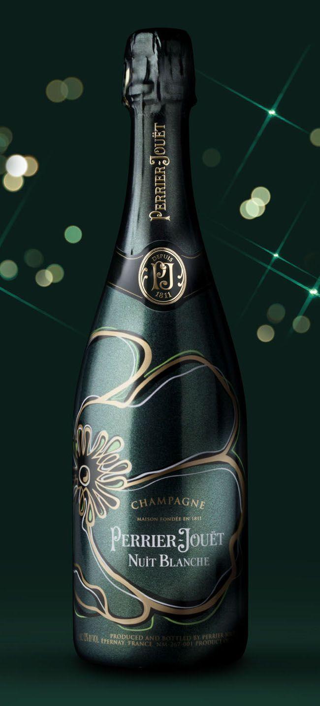 Nuit Blanche Perrier-Jouët PD  #wine #taninotanino #vinosmaximum