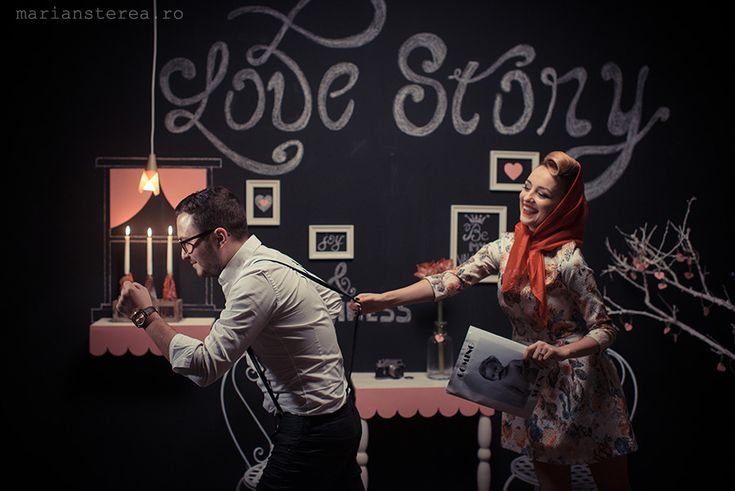 Valentine Session Ideas