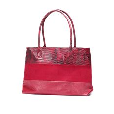 Red Fusion Bag