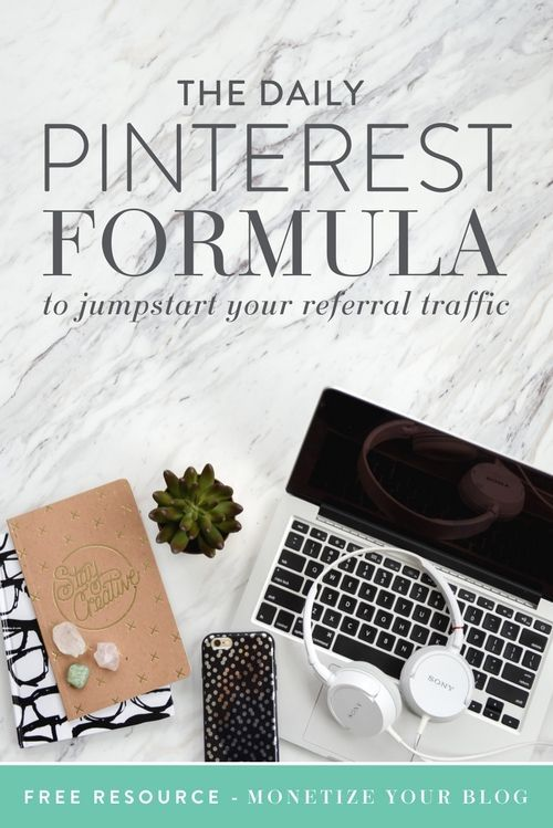 Way back in 2015, we shared our secrets on how we increased our Pin impressions by 53,285.71% in just two weeks! That is bananas. Since we get asked all the time to share our Pinterest strategy, we'd like to walk you through the tactics we used back then to make it all happen. | Think Creative Collective