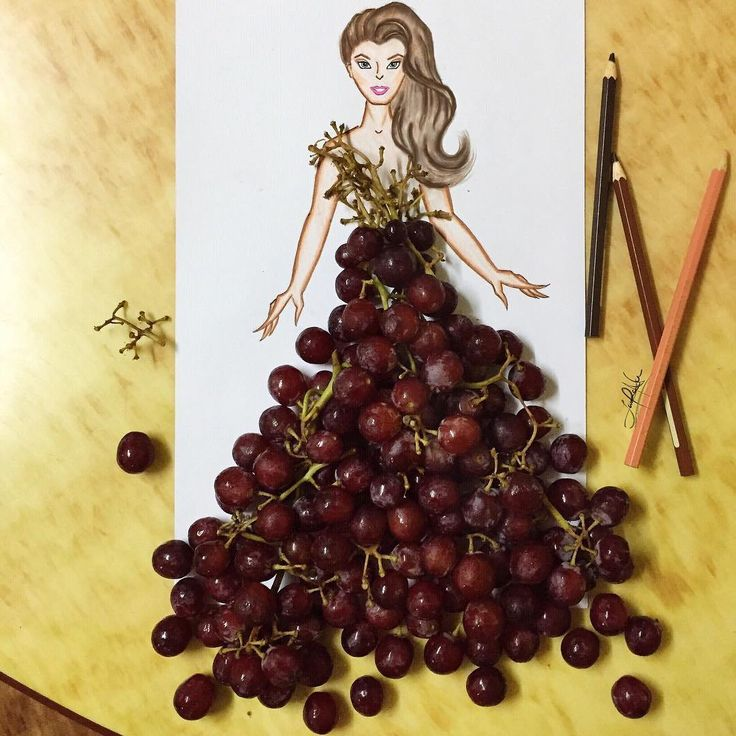 Laurence Aquino based in Laoag City, Philippines whose a professional Nurse and is passionate about fashion designing. Laurence creates fashion artworks using flowers, vegetables, herbs and spices …