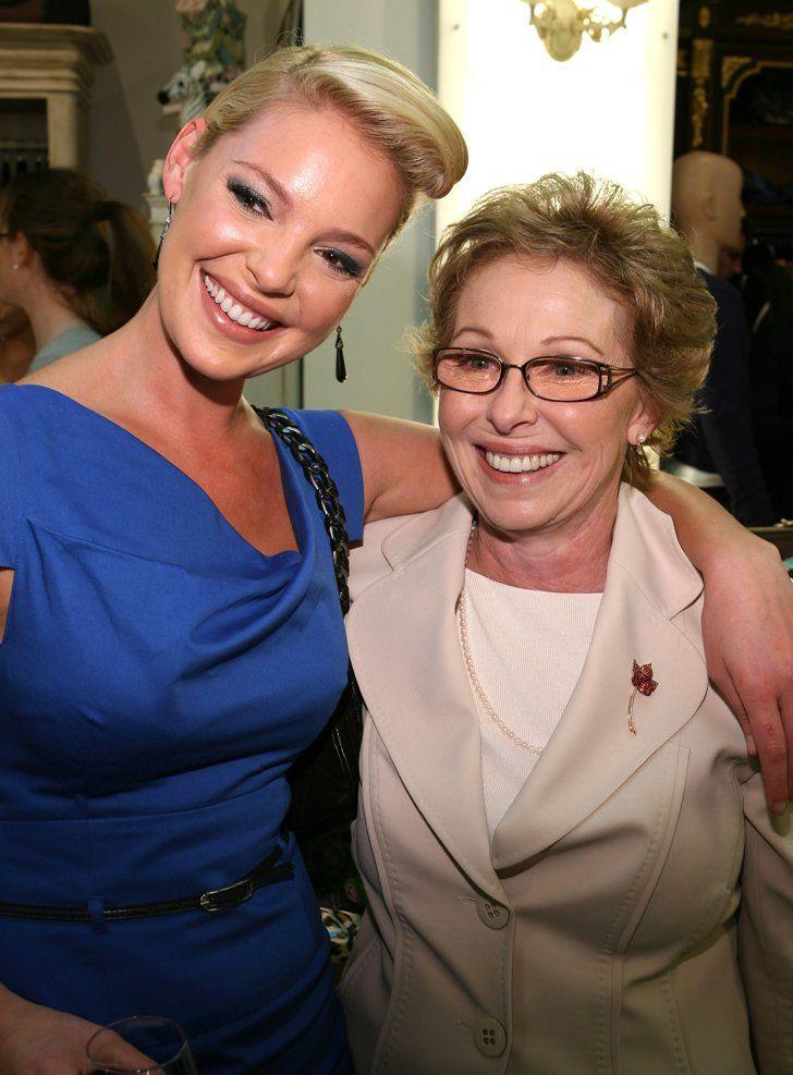 Pin for Later: Kennt ihr schon die Mütter der Stars? Katherine Heigl